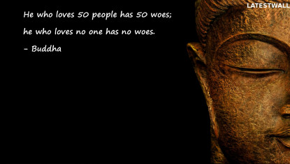 He who loves 50 people has 50 woes
