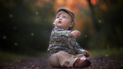 Cute Baby Wallpaper 9