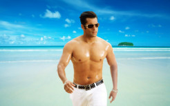 Bollywood Actor Salman Khan in Movie Photos