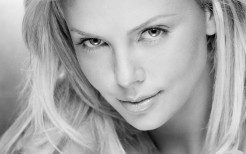 Charlize Theron Cute Images