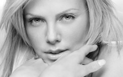 charlize theron grayscale