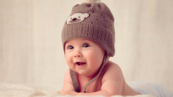 Cute Baby Wallpaper 14