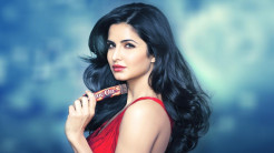 Katrina Kaif with chocon photos