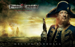 Pirates of the Caribbean Barbossa