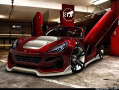 Sports And Racing Car Wallpaper 43
