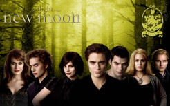 the twilight saga new moon powerpoint background