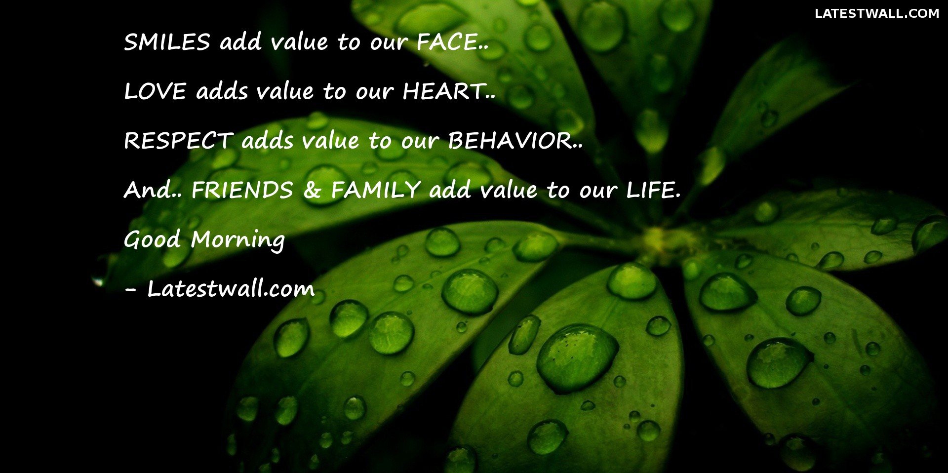 SMILES add value to our FACE