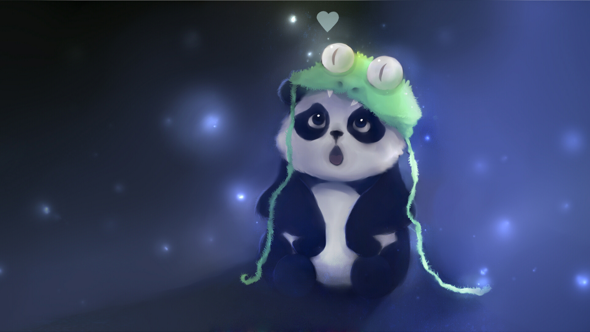 Hd wallpaper cartoon - Panda Cartoon Hd Wallpaper