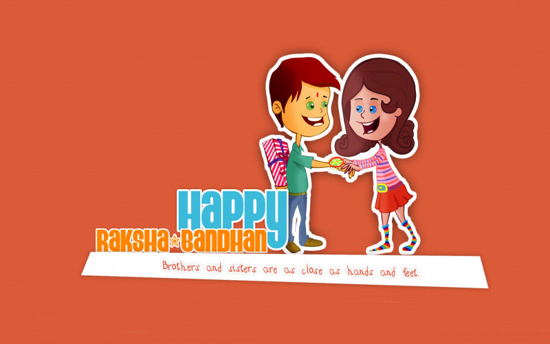 Love Wallpapers For Brother : Download Best cute Love of Brother and Sister Raksha Bandhan Wallpapers & Images Free LatestWall