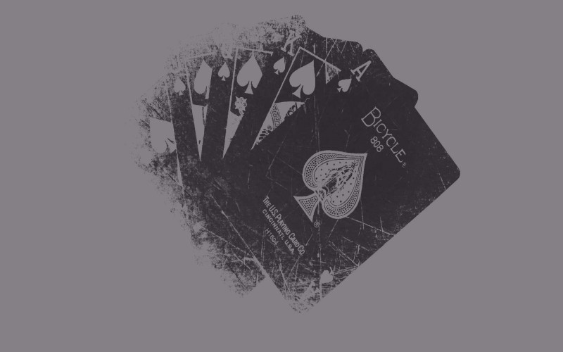 Grunge Playing Cards 1080p Wallpapers Download
