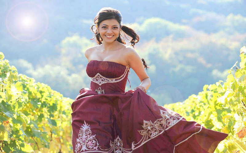 Download Best Wallpapers Of Hd Kajal Agarwal Picture Wallpapers