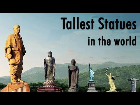 World top 10 tallest statue