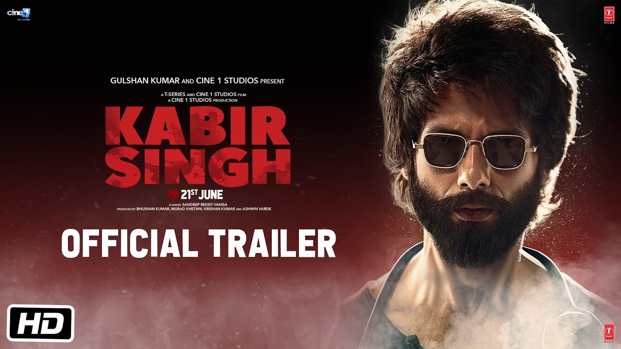 Kabir Singh Worldwide Box Office Collection